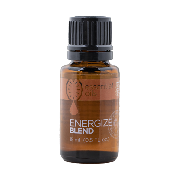 Best Aromatherapy Essential Oils Energize